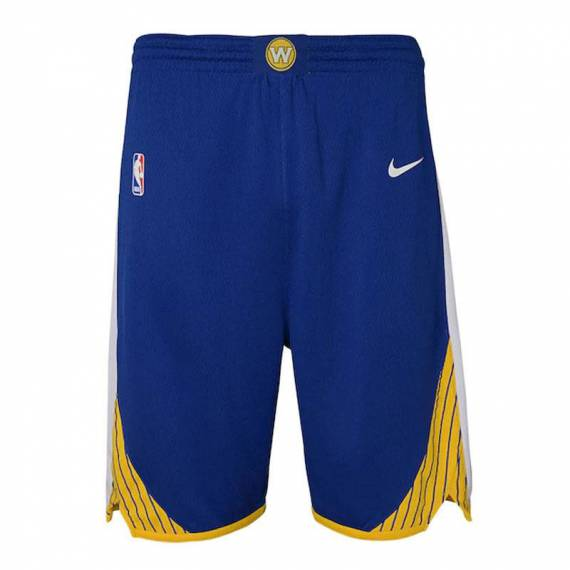 GOLDEN STATE WARRIORS ICON EDITION SWINGMAN SHORT 2021 (JUNIOR)