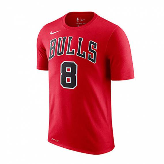 ZACH LAVINE CHICAGO BULLS ICON EDITION N&N TEE 2021 (JUNIOR)