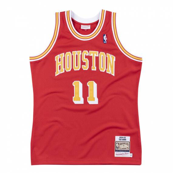 YAO MING HOUSTON ROCKETS HARDWOOD CLASSICS '04-'05