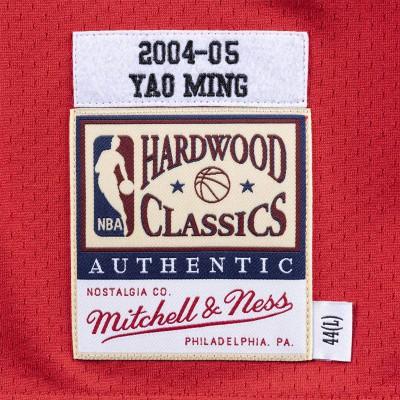 YAO MING HOUSTON ROCKETS HARDWOOD CLASSICS '04-'05