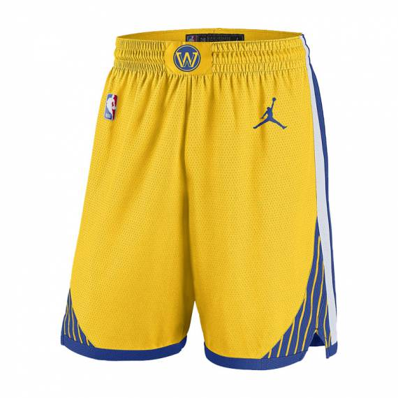 GOLDEN STATE WARRIORS STATEMENT EDITION SWINGMAN SHORT 2021 (JUNIOR)