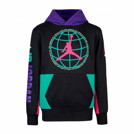 JORDAN MOUNTAINSIDE PULLOVER HOODIE (JUNIOR)