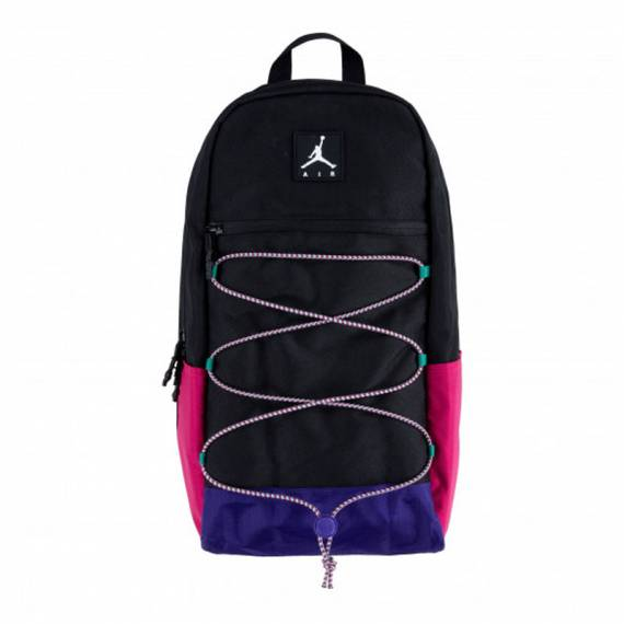JORDAN ALL GROUND BACKPACK BLACK PURPLE