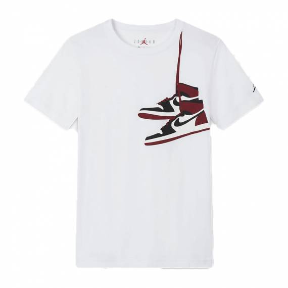 JORDAN AIR JORDAN 1 STREET VIEW WHITE (JUNIOR)