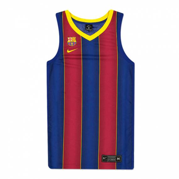 CAMISETA FC BARCELONA 20-21 (JUNIOR)