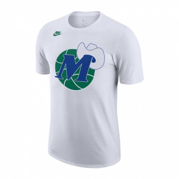 DALLAS MAVERICKS CLASSIC EDITION LOGO TEE
