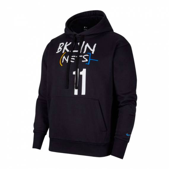 KYRIE IRVING BROOKLYN NETS ESSENTIAL CITY EDITION N&N HOODIE