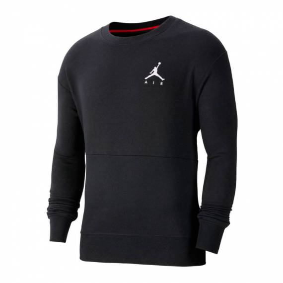 JUMPMAN AIR FLEECE CREW BLACK