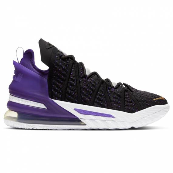 LEBRON XVIII LAKERS