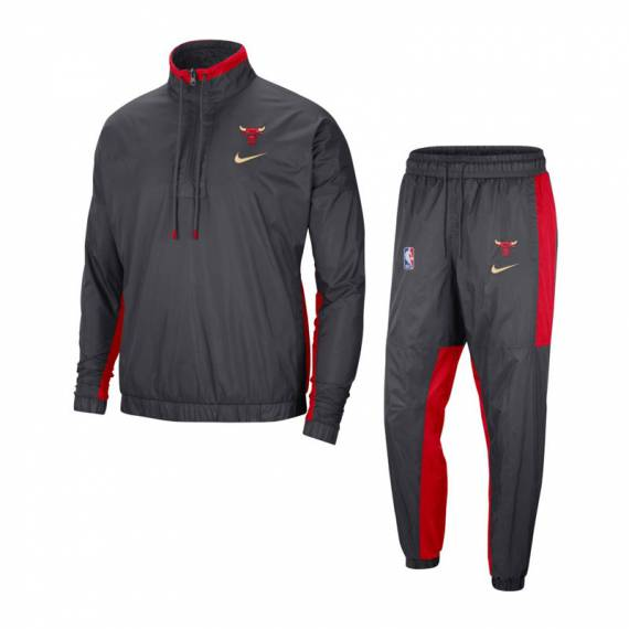 CHICAGO BULLS TRACKSUIT CITY EDITION
