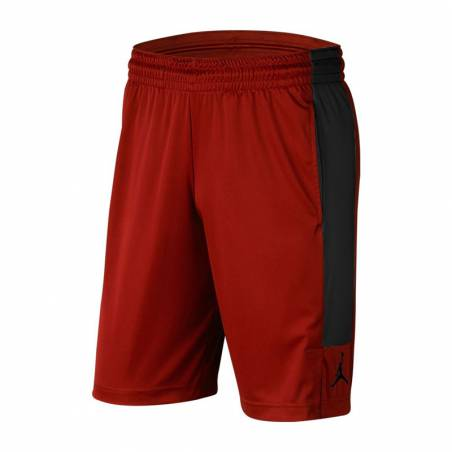 JORDAN AIR DRY SHORT RED