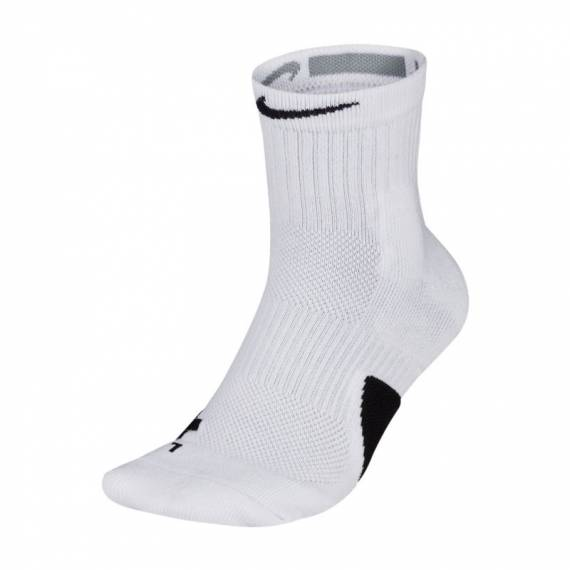 SOCKS ELITE MID WHITE