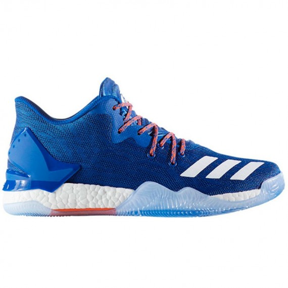 D ROSE 7 LOW BLUE
