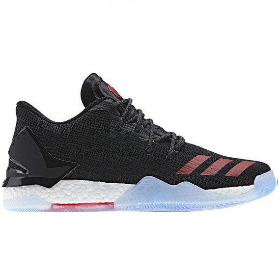 D ROSE 7 LOW BLACK