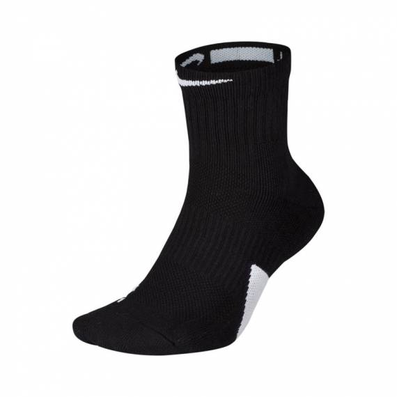 SOCKS ELITE MID BLACK