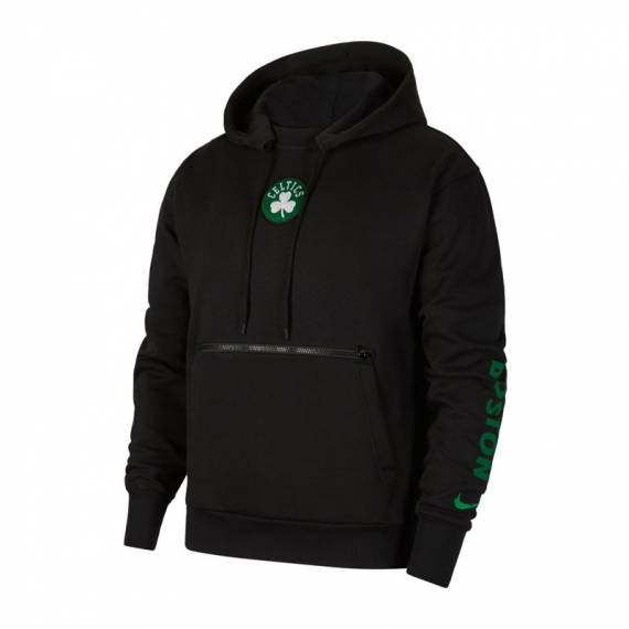 BOSTON CELTICS CITY EDITION HOODIE COURTSIDE