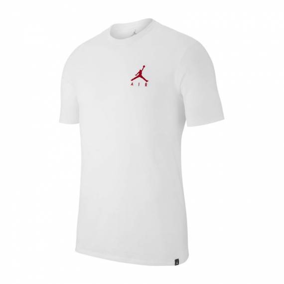 JORDAN SPORTSWEAR EMBROIDERED WHITE