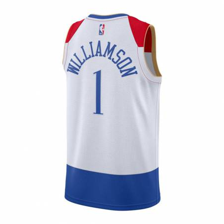 ZION WILLIAMSON NEW ORLEANS PELICANS CITY EDITION SWINGMAN JERSEY 2021