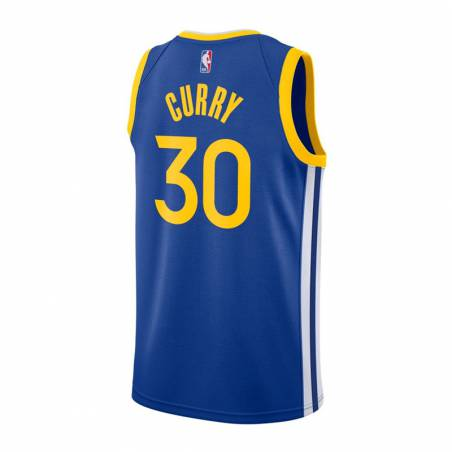 STEPHEN CURRY GOLDEN STATE WARRIORS ICON EDITION SWINGMAN JERSEY 2021