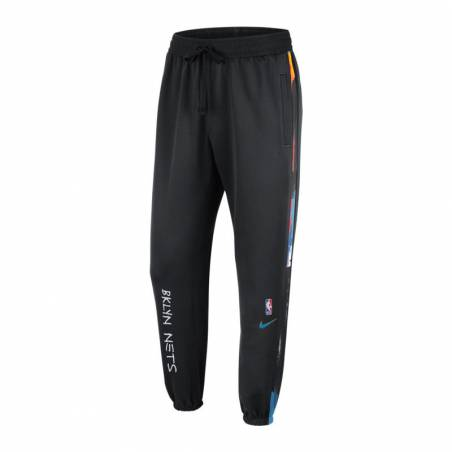 BROOKLYN NETS THERMAFLEX SHOWTIME PANTS CITY EDITION 2021