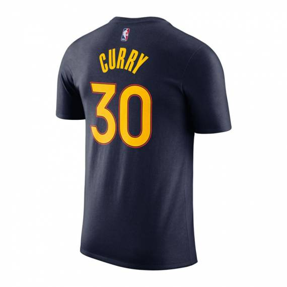 STEPHEN CURRY GOLDEN STATE WARRIORS CITY EDITION TEE 2021