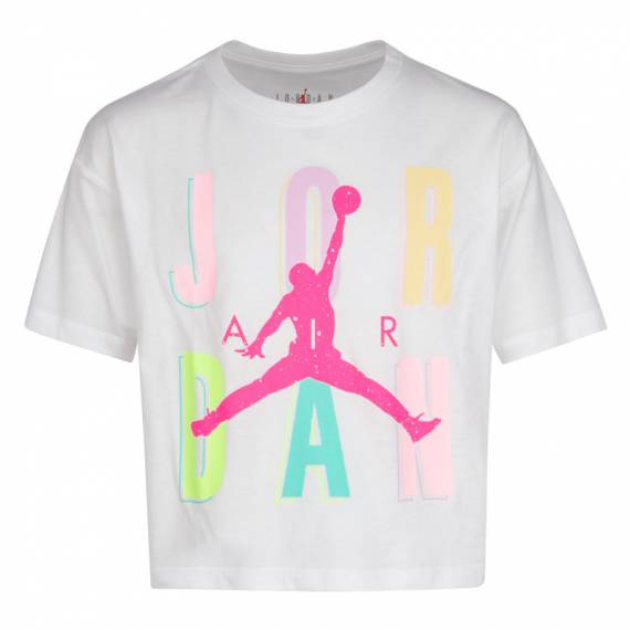 JORDAN SWEETS & TREATS TEE CHICA (JUNIOR)