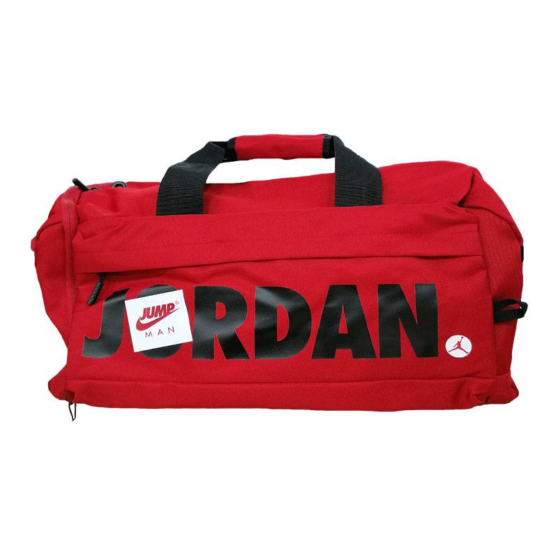 JUMPMAN CLASSICS DUFFLE BAG RED