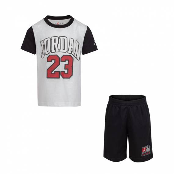 JORDAN PRACTICE FLIGHT TEE & SHORT SET (JUNIOR)