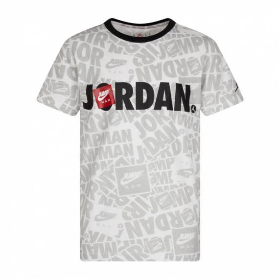 JORDAN JUMPMAN BY NIKE SPLASH TEE (JUNIOR)
