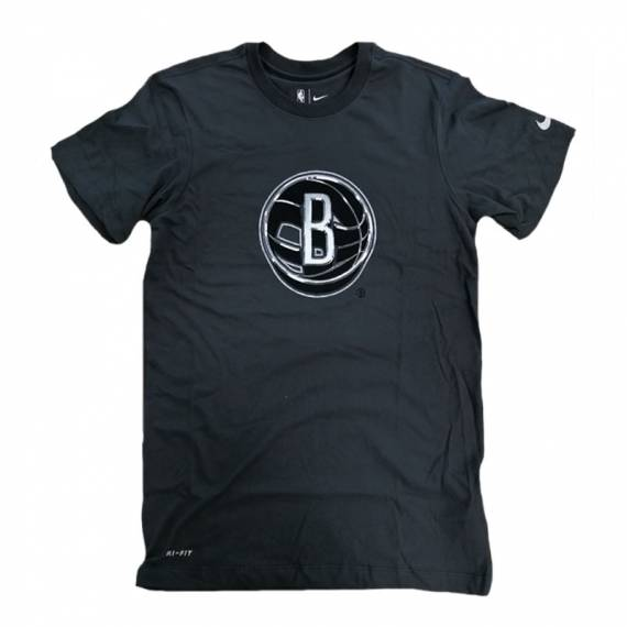 BROOKLYN NETS EARNED LOGO TEE 2021