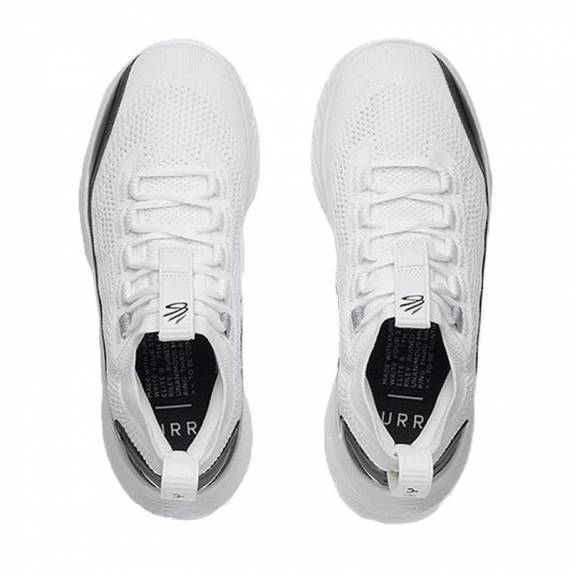 CURRY 8 FLOW WHITE BLACK