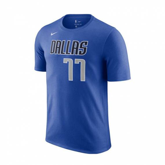 LUKA DONCIC DALLAS MAVERICKS ICON EDITION TEE 2021 (JUNIOR)