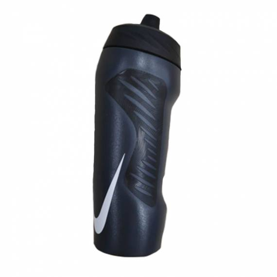 NIKE HYPERFUEL WATER BOTTLE 18OZ DARK GREY