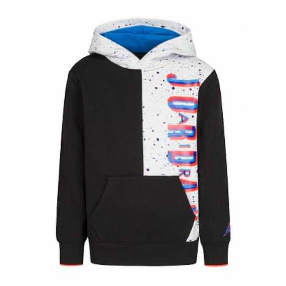 JORDAN SPACE GLITCH HOODIE (JUNIOR)
