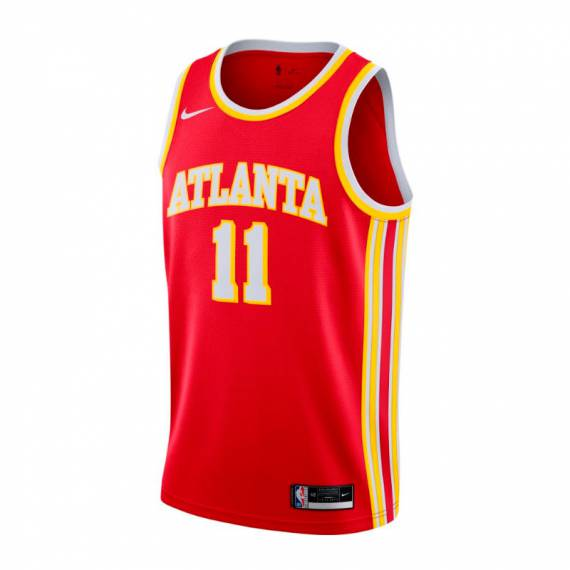 TRAE YOUNG ATLANTA HAWKS ICON EDITION SWINGMAN JERSEY 2021