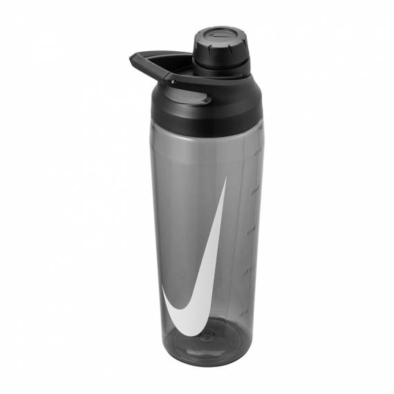 NIKE TR HYPERCHARGE CHUG BOTTLE GRAPHIC 24OZ GREY