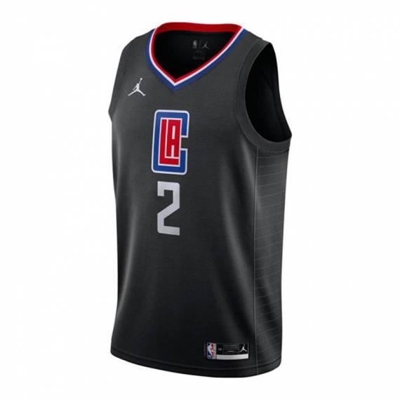 KAWHI LEONARD LOS ANGELES CLIPPERS STATEMENT EDITION SWINGMAN JERSEY 2021 (JUNIOR)