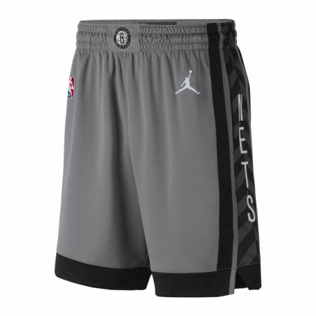 BROOKLYN NETS STATEMENT EDITION SWINGMAN SHORT 2021 (JUNIOR)