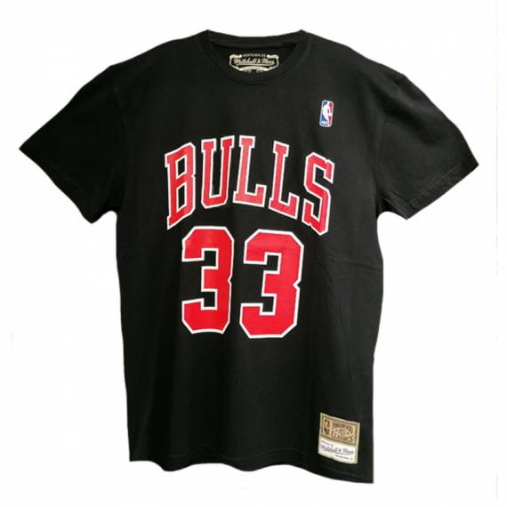SCOTTIE PIPPEN CHICAGO BULLS N&N