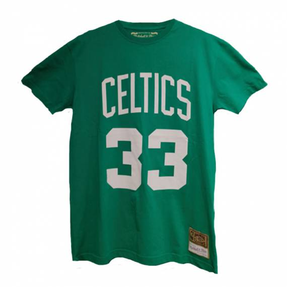 LARRY BIRD BOSTON CELTICS N&N