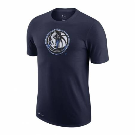 DALLAS MAVERICKS EARNED LOGO TEE 2021