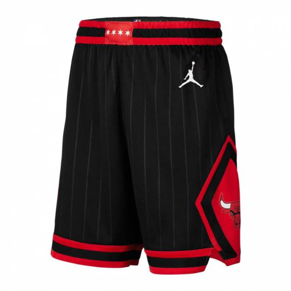 CHICAGO BULLS STATEMENT EDITION SWINGMAN SHORT 2021
