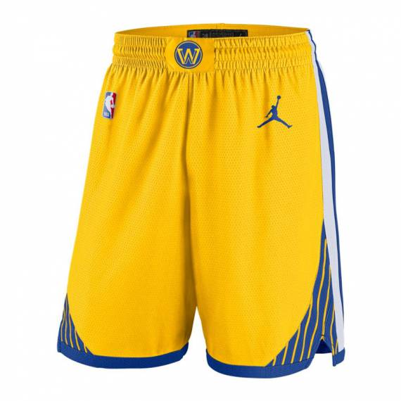 GOLDEN STATE WARRIORS STATEMENT EDITION SWINGMAN SHORT 2021