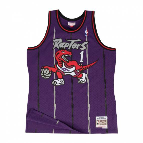TRACY MCGRADY TORONTO RAPTORS 98-99