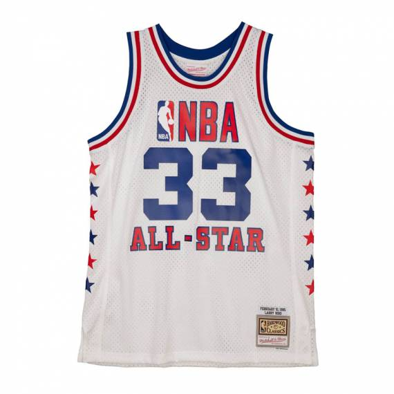 LARRY BIRD ALL STAR 85