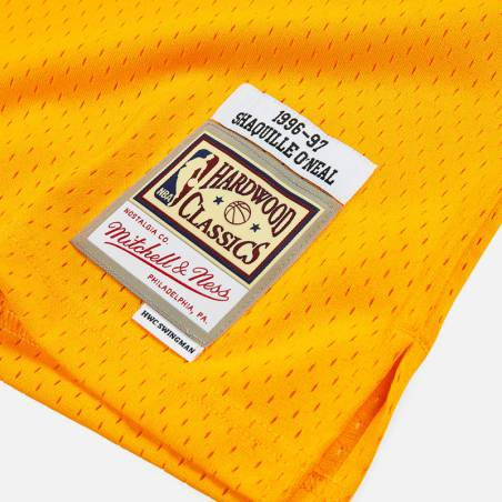 SHAQUILLE ONEAL LOS ANGELES LAKERS HARDWOOD CLASSICS