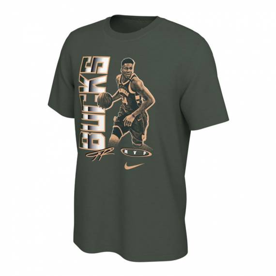GIANNIS ANTETOKOUNMPO SELECT SERIES TEE