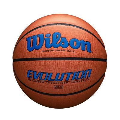 WILSON EVOLUTION GAME BALL BLUE