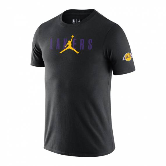 LAKERS COURTSIDE STATEMENT TEE