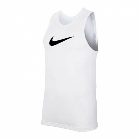 NIKE DRY TOP CROSSOVER WHITE